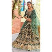 Chennai Silk Unstitched Lehenga Choli FK9291000