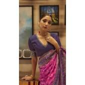 ROTRT1399-129674 Kanjeevaram Designer Traditional Wear Saree