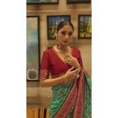 ROTRT1399-129675 Kanjeevaram Designer Traditional Wear Saree