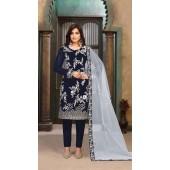 ROTRT1402-129700 Designer Festive Wear Faux Georgette Salwar Suit