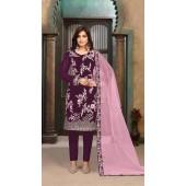 ROTRT1402-129704 Designer Festive Wear Faux Georgette Salwar Suit