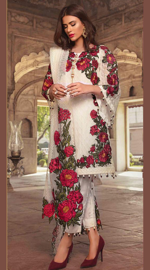 Designer party wear Pakistani style salwar suit ROT9270109800