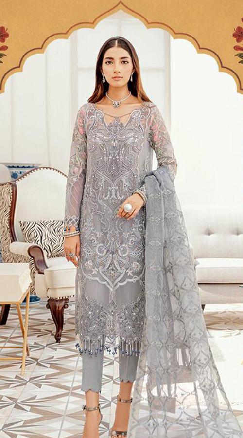 Designer party wear Pakistani style salwar suit ROT9270109802