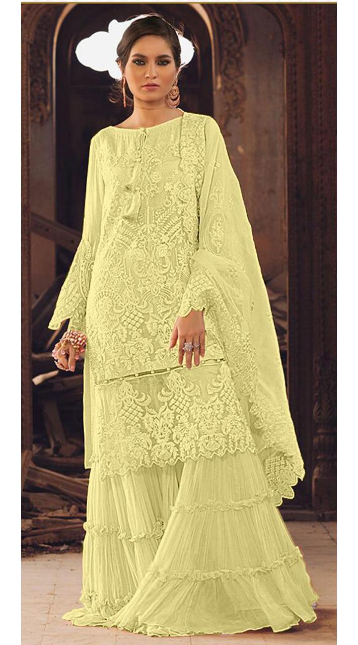 Designer party wear Pakistani style salwar suit ROT9270109804