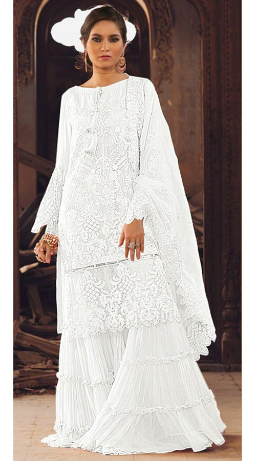 Designer party wear Pakistani style salwar suit ROT9270109806