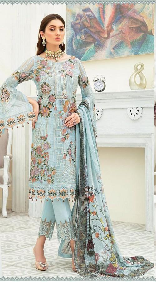 Designer party wear Pakistani style salwar suit ROT9270109807