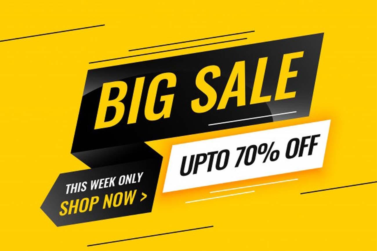 Heavy discount sale express sale