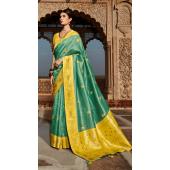 KMPSNHV16-1408 Traditional Silk Saree