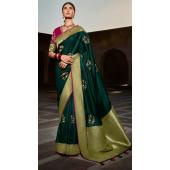 KMPSNHV16-1411 Traditional Silk Saree