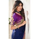 KMPRK2-9207 Indian Traditional silk saree