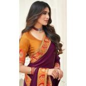 KMPRK2-9210 Indian Traditional silk saree