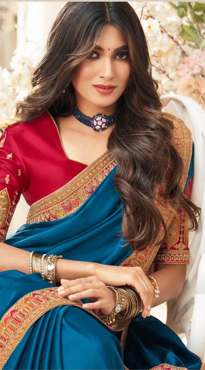 KMPRK2-9214 Indian Traditional silk saree